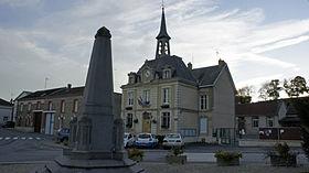 place du monument morts